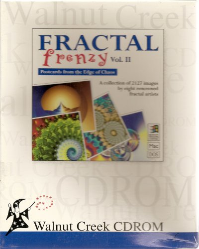 Fractal Frenzy: Postcards from the Edge]()