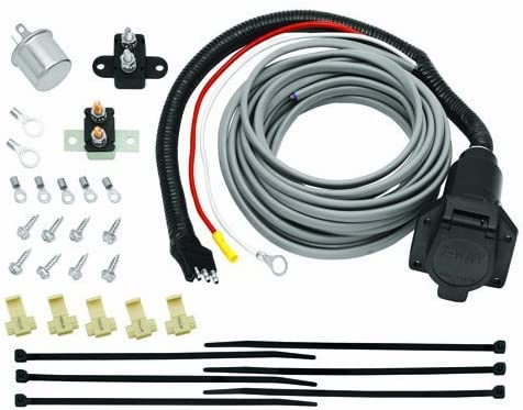 Draw-Tite 118607 Pre-Wired Brake Mate Adapter Kit