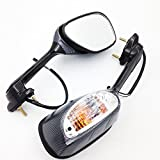 Motorcycle OEM rear ReplacemenT With Turn Signal for 2006-2012 Suzuki GSX-R 600 750 Carbon