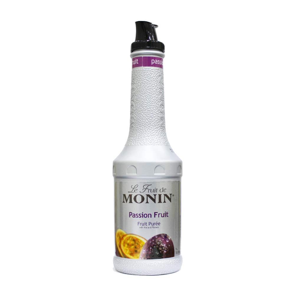 Monin Passion Fruit Puree 1 L 33.8 Fluid Ounces