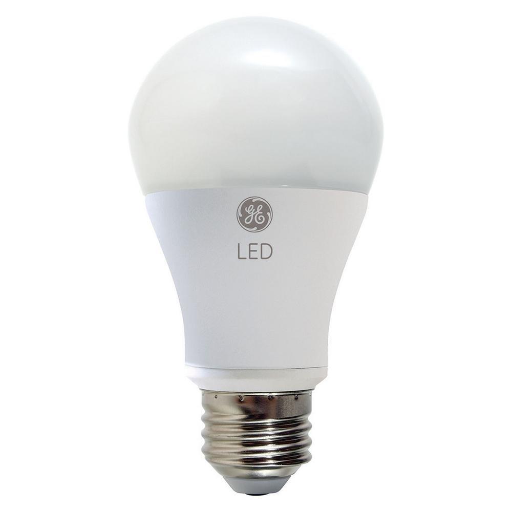 GE Basic LED Daylight A21 3-Way Bulb 50-100-150W - - Amazon.com