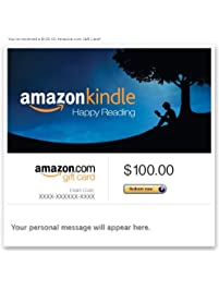 Amazon.com: Kindle Gift Cards: Gift Cards