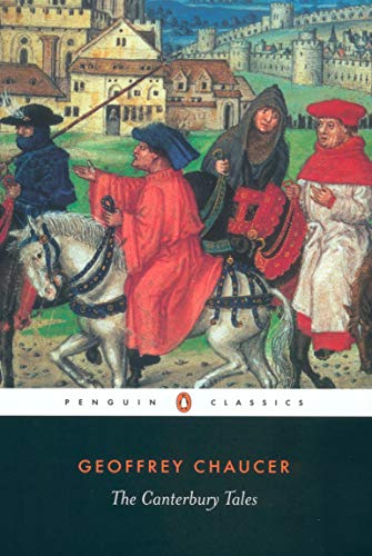 The Canterbury Tales Kindle Edition By Geoffrey Chaucer Nevill