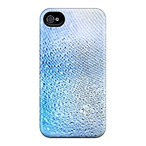 For QsXWmTr6488lbGZC Surface Drops Stains Light Protective Case Cover Skin/iphone 4/4s Case Cover