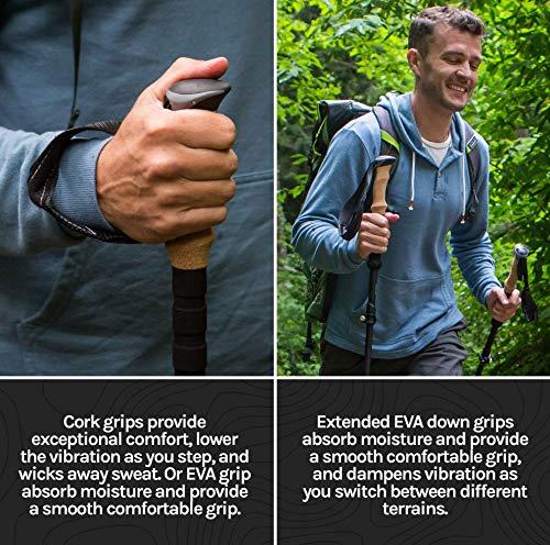 Cascade-Mountain-Tech-Aluminum-Adjustable-Trekking-Poles-Lightweight-Quick-Lock-Walking-Or-Hiking-Stick-1-Set-2-Poles-5