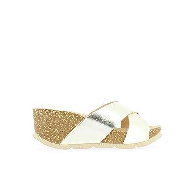 b79e8576e Yokono Women  s Bari Cristal Platform Sandals  Amazon.co.uk  Shoes   Bags