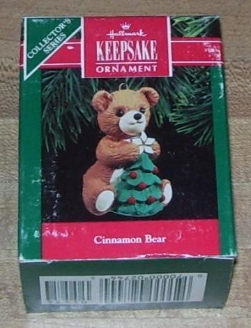 Hallmark Keepsake Ornament Cinnamon Bear