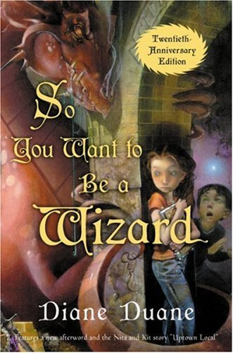 So You Want to Be a Wizard (20th): Twentieth-Anniversary Edition PDF