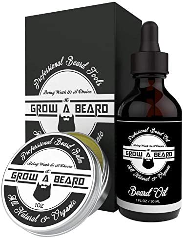 Beard Mustache Balm Grooming Leave product image