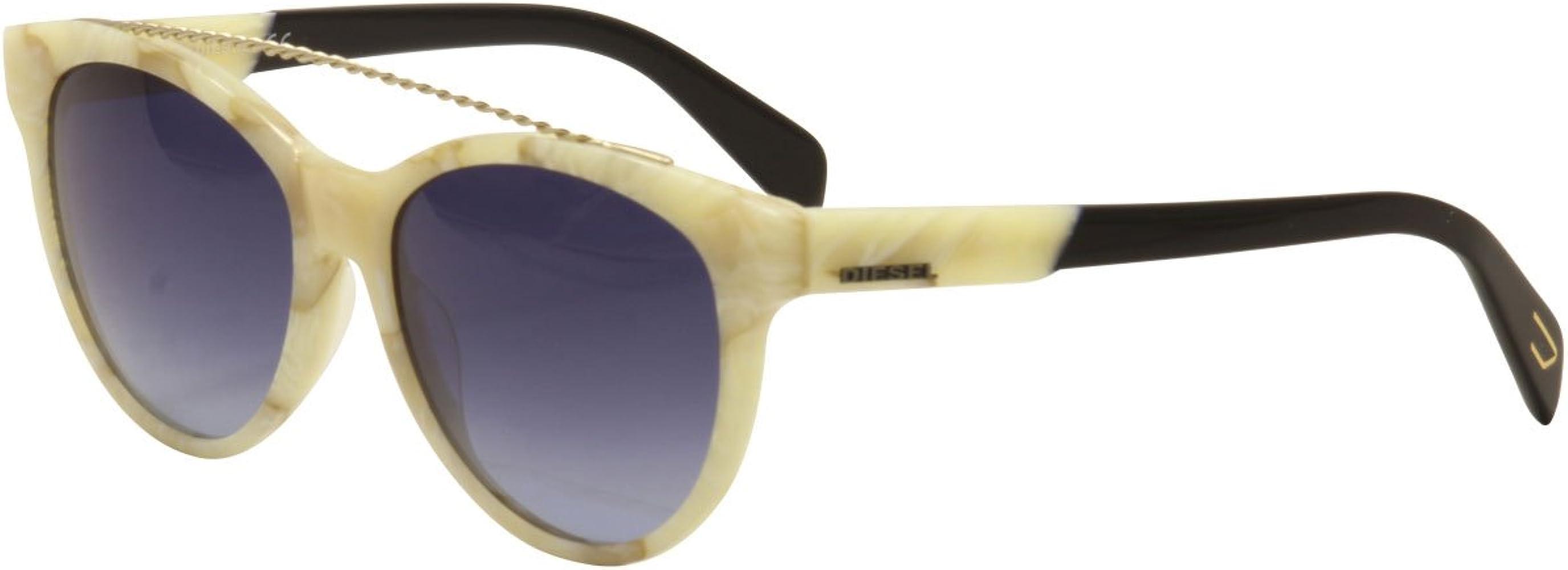 Diesel Gafas de Sol 189 (54 mm) Crudo: Amazon.es: Ropa y ...