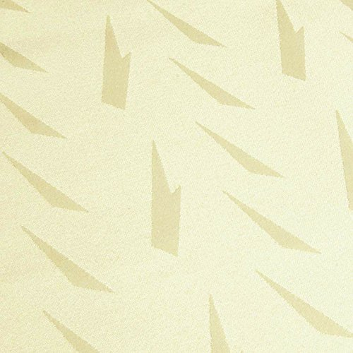 Marko Square Aspen Damask Ivory Spun Polyester Tablecloth - 54