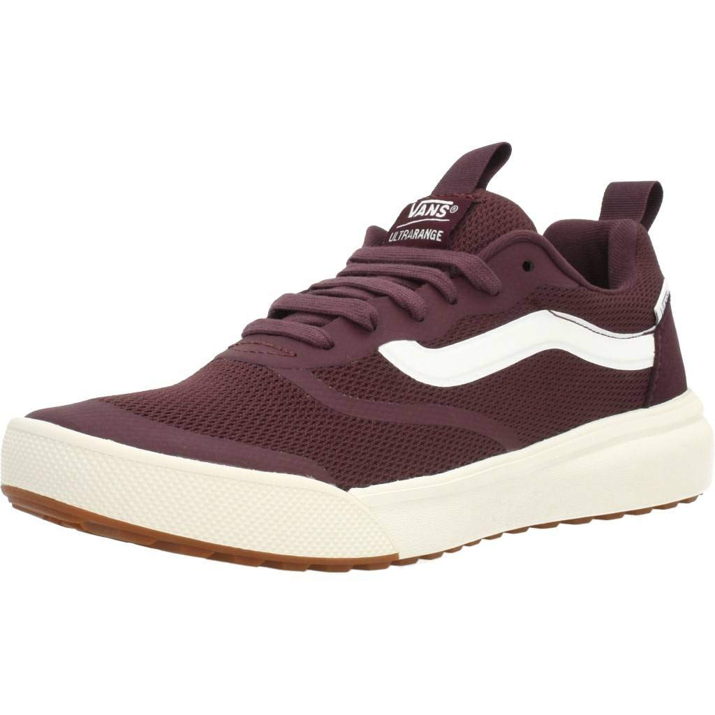 Vans Ultrarange Rapidweld Sneaker Man Shoes VN0A3MVUU6Q Bordeaux CATAWBA GRAPE