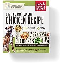 The Honest Kitchen Limited Ingredient Chicken Dog Food Recipe, 4 lb box - Thrive