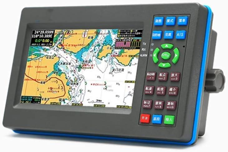 JSANSUI Plotter Marine Navigator satélite Navigator 7 Inch de Auxiliar Touch Screen Plotter: Amazon.es: Hogar