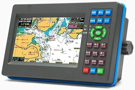 JSANSUI Plotter Marine Navigator satélite Navigator 7 Inch de ...