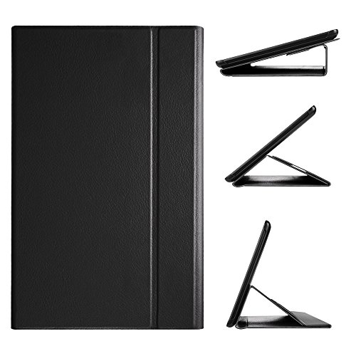 Fintie SmartBook Case for Fire HD 10 - Ultra Slim Light Weight Standing Cover Supports 3 Viewing Angles with Auto Sleep/Wake for Amazon Fire HD 10 Tablet (10.1