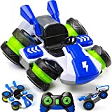RC Drift Car Remote Control Car - Remote Control Car for Boys or Girls w/ RC Car Tilt Wheels, Drift Cart Fast Electric Stunt Car for Kids or Adults