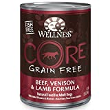 Wellness Core Natural Wet Grain Free Canned Dog Fo...