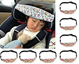 Child Head Support, niceEshop(TM)Toddler Car Seat Head Support and Neck Relief Baby Sleep Positioner, Colorful Chicken