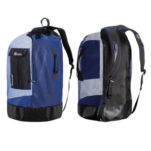 XS Scuba Seaside Elite Mesh Bag - Blue