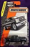 MATCHBOX '14 CHEVY SILVERADO 1500 MBX CONSTRUCTION RARE DIECAST