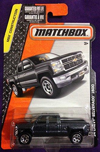 chevy silverado matchbox - 2