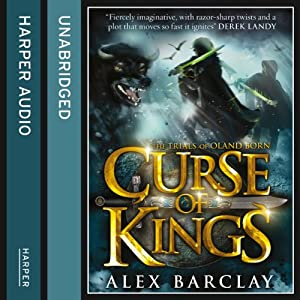 Curse of Kings Audiobook