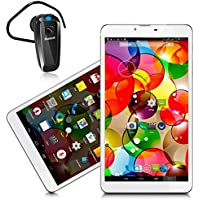 Indigi® 2-in-1 Tablet PC + Unlocked 3G Phone 7 TouchScreen Android 4.4 Bluetooth
