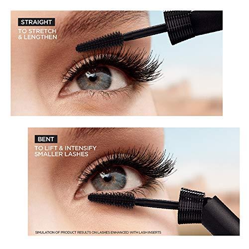 L'Oreal Paris Makeup Unlimited Lash Lifting and Lengthening Washable Mascara, Blackest Black