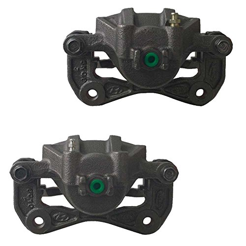 Prime Choice Auto Parts BC30168PR Front Brake Caliper Pair