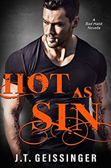 Hot As Sin by JT Geissinger