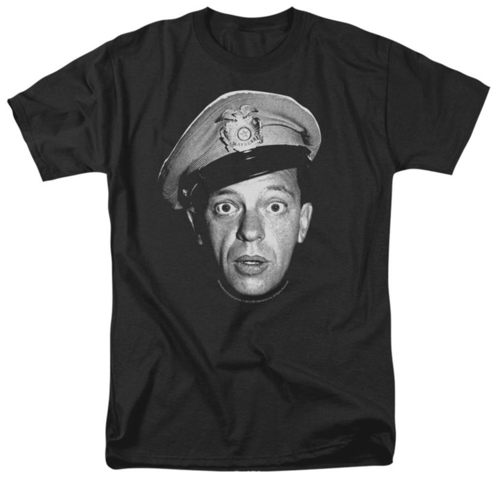 Andy Grifh Show T Shirt Barney Head 2245