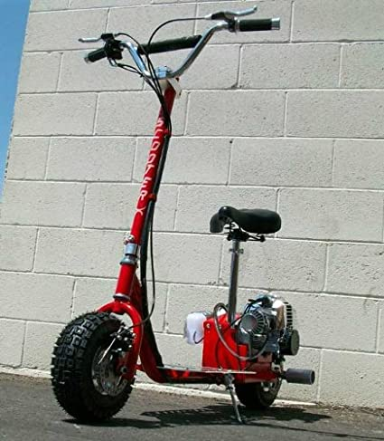 Amazon.com: ScooterX 49 cc Dirt Dog: Sports & Outdoors