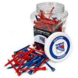 Team Golf New York Rangers Official NHL 2-3/4 inch Golf Tees 148513