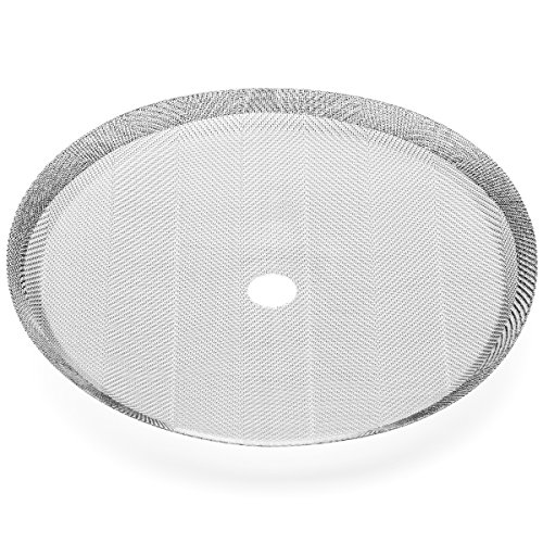 Replacement French Press Filter Set - 4 Stainless Steel Filters & Brush - Fits Sunlit and Most 34 oz Models by Sunlit (Image #8)