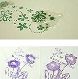 Lsushine Craft Ink Pad Stamps Partner Diy