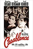 Casablanca Movie Poster - Humphrey Bogart Ingrid Bergman Paul Henreid 24