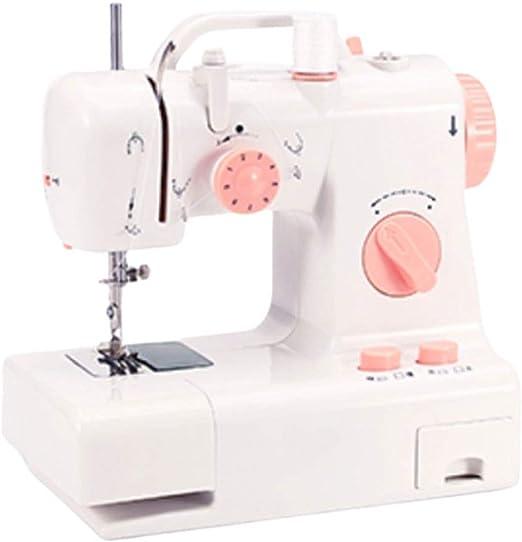 Zyj-Sewing Machine Máquina de Coser de Mano eléctrica for el hogar ...