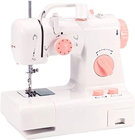 DYW-Sewing machine Máquina de Coser portátil Máquina de Coser de ...