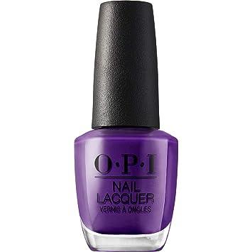 Amazon.com: OPI Brights Nail Lacquer, Purple with a Purpose: Luxury ...