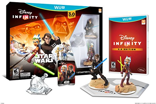 Disney Infinity 3.0 Edition Starter Pack - Wii U (Lego Star Wars Best Character)