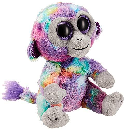 Ty Beanie Babies Zuri The Monkey reg 6 #34; Regular