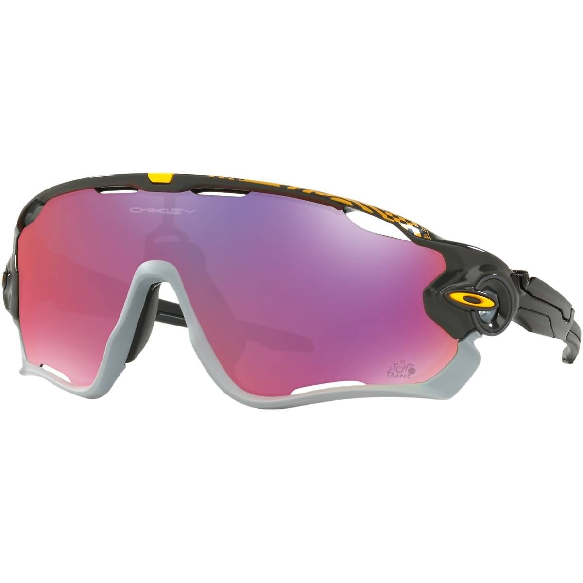 b9f9b643567f2 Amazon.com  Oakley Men s Jawbreaker Non-Polarized Iridium Rectangular  Sunglasses