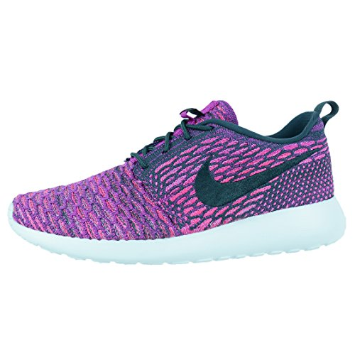 Wmns Femmes Violet Chaussures Nike Taille Flyknit Rosherun 39 302 704927 41dq4wHx