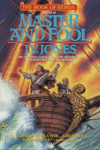 Read Online Master and Fool (The Book of Words) PDF