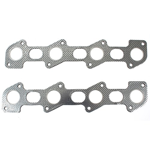 CNS EEF79180 Exhaust Manifold Gasket Set for FORD E-Serise F-Series Excursion 6.0L 363cid OHV V8 PowerStroke Diesel Turbo 04-09