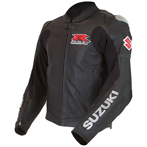 Gsxr Leather Jacket - 3