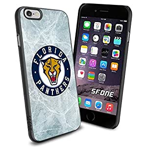 Florida Panthers Ice #1968 Hockey iPhone 6 (4.7) Case Protection Scratch Proof Soft Case Cover Protector by runtopwell