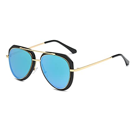 Luziang Gafas de Sol Gafas de Sol de Dos Colores Gafas de ...
