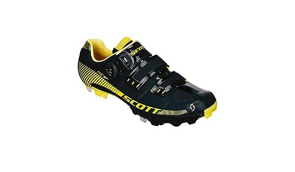 Scott Mtb Rc - Zapatillas unisex, color negro, talla 48: Amazon.es: Zapatos y complementos